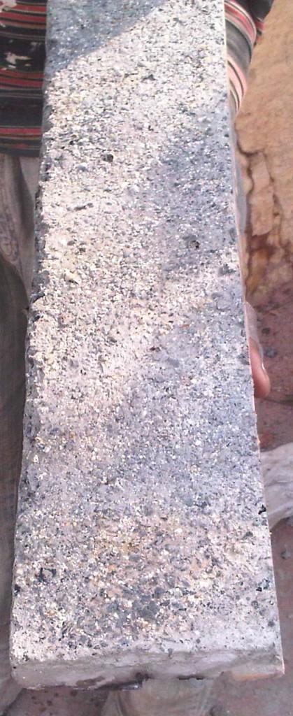 Stone Cladding - Back of Stone